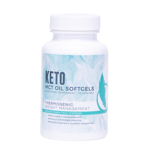 Exclusive Today Only - MCT OIL Softgels