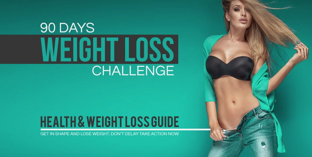 90 Day Weight Loss Challenge Guide (eBook) 87% OFF!