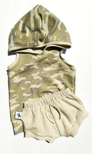 Go Everywhere Hoodie - Camo, sizes 0/3 months - 6/7
