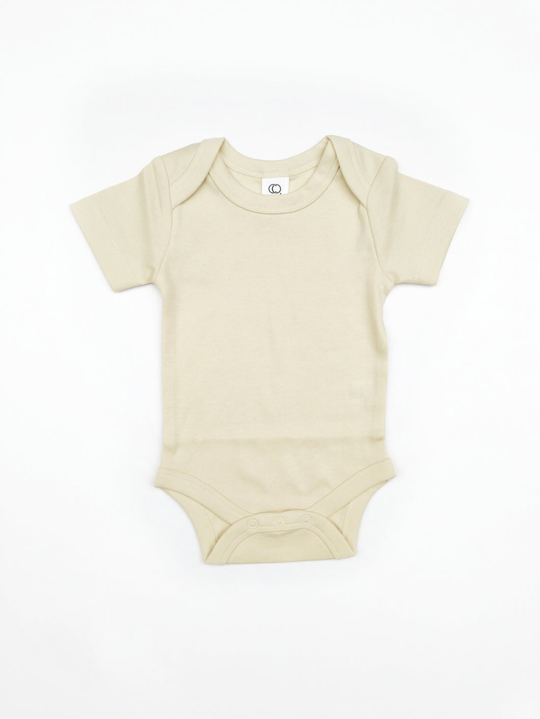 Lil Bug - Basic Bodysuit with Short Sleeves, sizes 0/3 months - 12/18 months