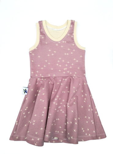 Carefree Dress - Lavender, sizes 2T - 7