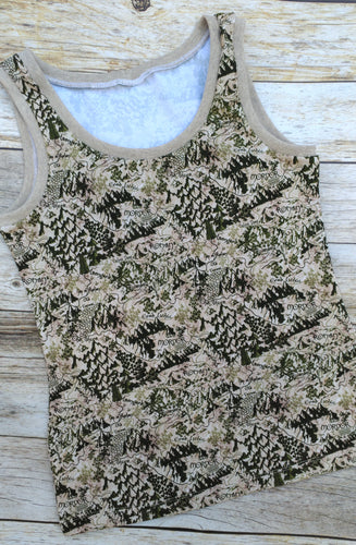 Ladies Tank - The Map - size 6/8