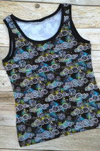 Ladies Tank - Dr. Who - size 6/8
