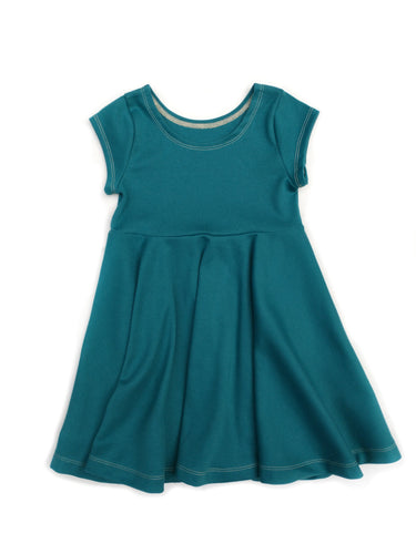 Infinity Dress - Teal - size 3T