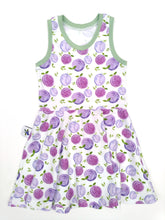 Carefree Dress - Plums, sizes 2T - 7