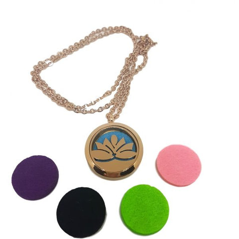 Essential Oil Jewellery & Car Diffusers