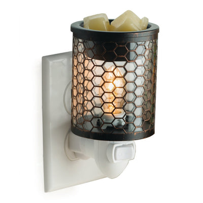 Mini Pluggable Wax Warmer - Chicken Wire