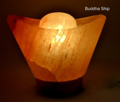 Himalayan Salt Lamp - Buddha Ship