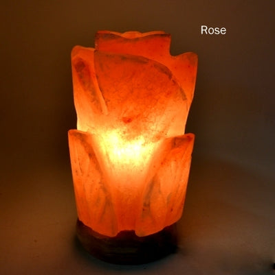Himalayan Salt Lamp - Rose