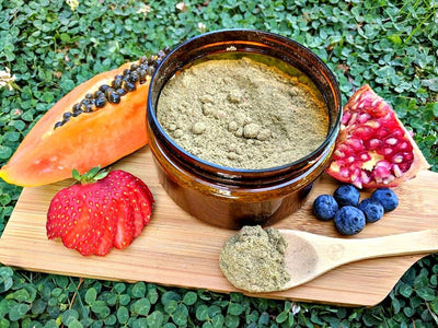 Antioxidant Superfood Face Mask (Vegan)