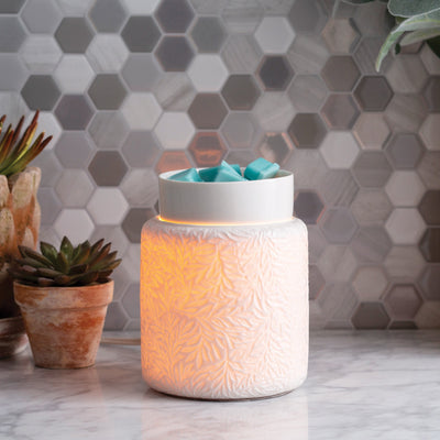 Electric Wax Warmer - Botanical