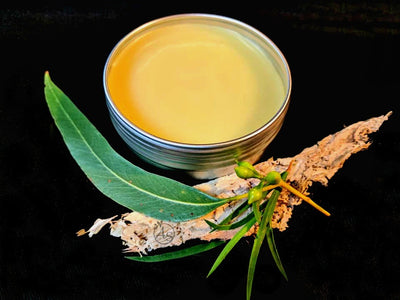Foot Salve 100% Natural