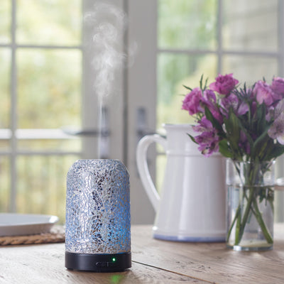 Ultrasonic Essential Oil Diffuser - Reflection Glass