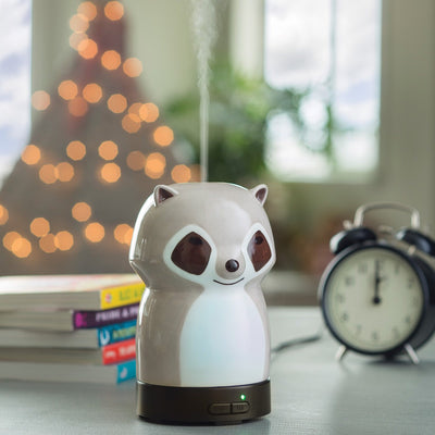 Ultrasonic Essential Oil Diffuser - Raccoon