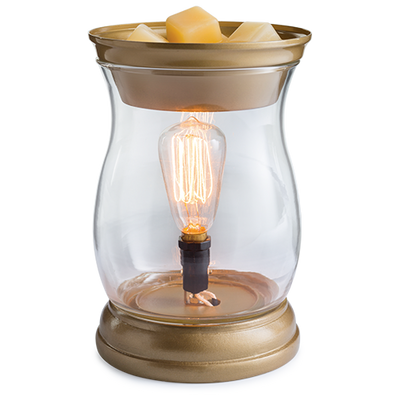 Electric Wax Warmer - Hurricane Edison Bulb