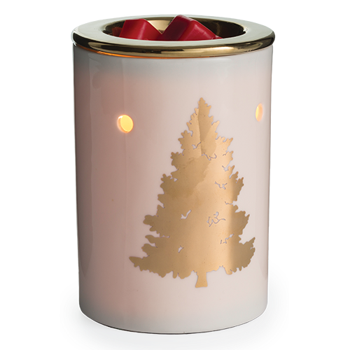 Electric Wax Warmer - Golden Fir
