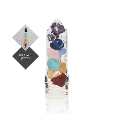 THE SEVEN JEWELS Gem Pod - CHAKRA 7 BLEND