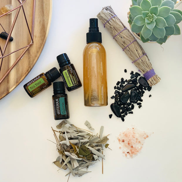 Smudge Spray - Cleansing and Protection