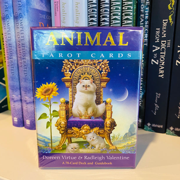 Animal Tarot Cards - Doreen Virtue