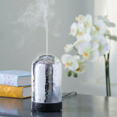 Ultrasonic Essential Oil Diffuser - Mercury