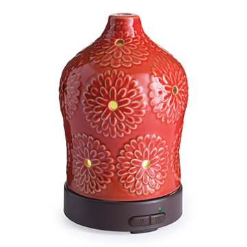 Ultrasonic Essential Oil Diffuser Lotus