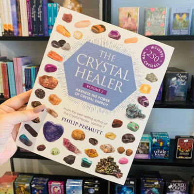 The Crystal Healer - Volume 2