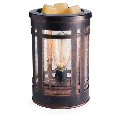 Electric Wax Warmer - Mission Edison Bulb