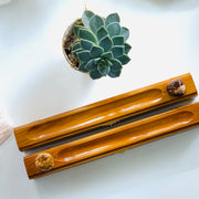 Wooden Incense Box / Holder
