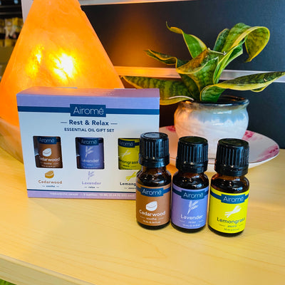 Rest and Relax Essential Oil Gift Set