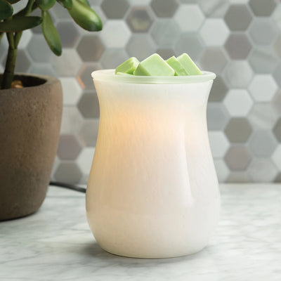 Electric Wax Warmer - Moonstone