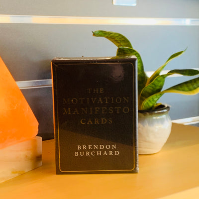 The Motivation Manifesto Cards