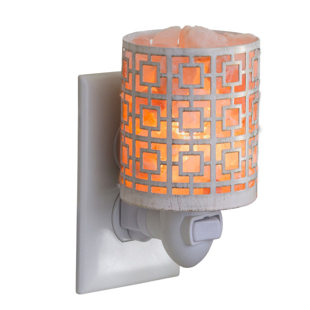 Mini Pluggable Himalayan Salt Lamp - Asha