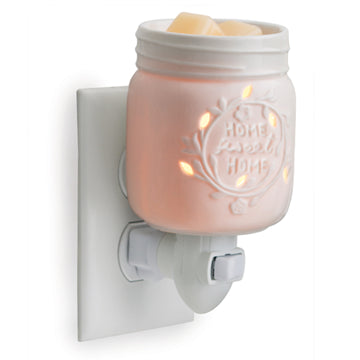 Mini Pluggable Wax Warmer - Mason Jar