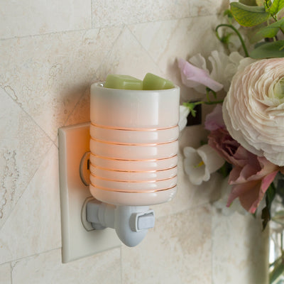 Mini Pluggable Wax Warmer - Serenity