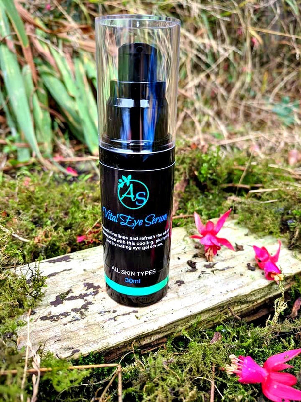 Natural Vital Eye Serum (Vegan)