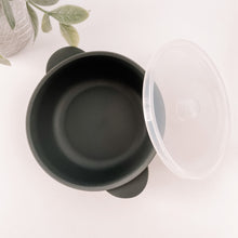 Silicone Bowl with Lid