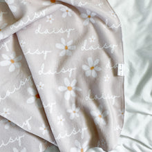Daisy Personalized Blanket