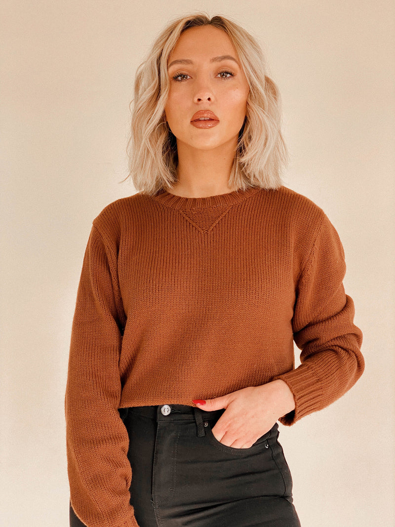 Pixie Knit Sweater