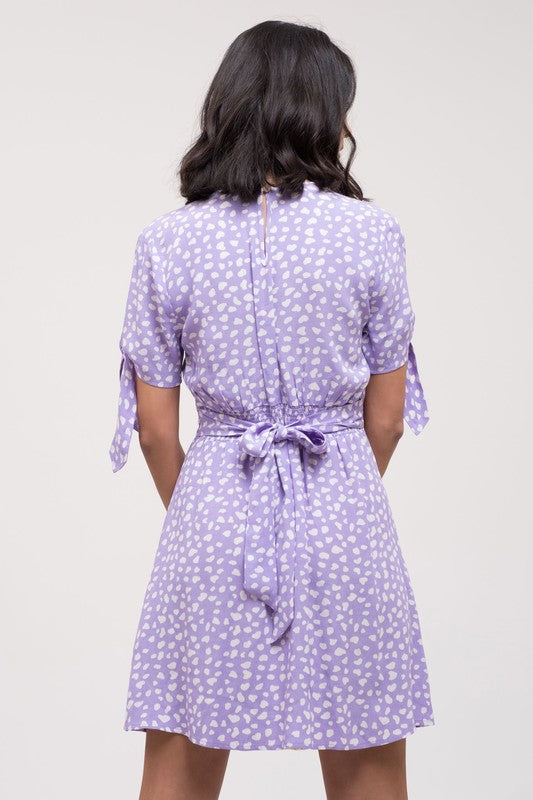 Summer Rays Lavender Dress