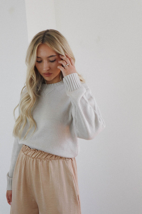 Eilish Knit Sweater