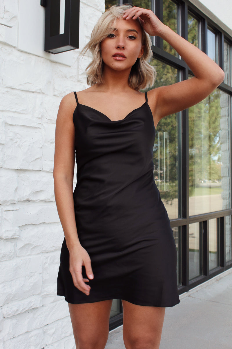 Bonita Mini Slip Dress