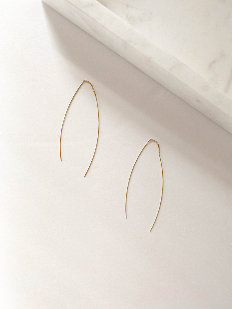 Dainty Bar Earrings
