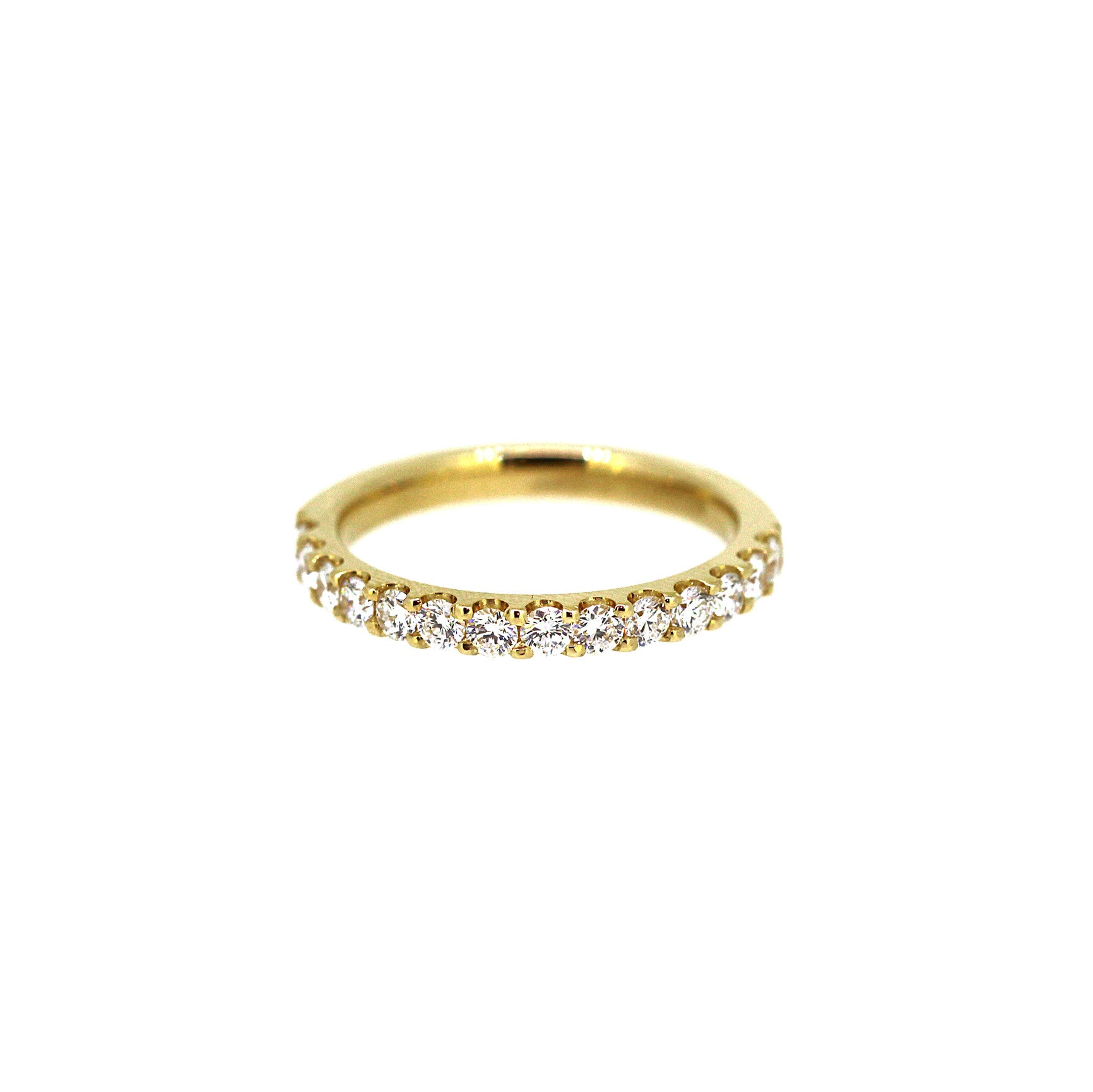 product band by stone diamond gold bands cttw page affinity ring