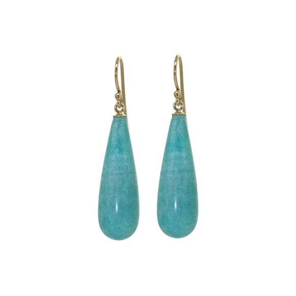 Amazonite Gemstone Earrings