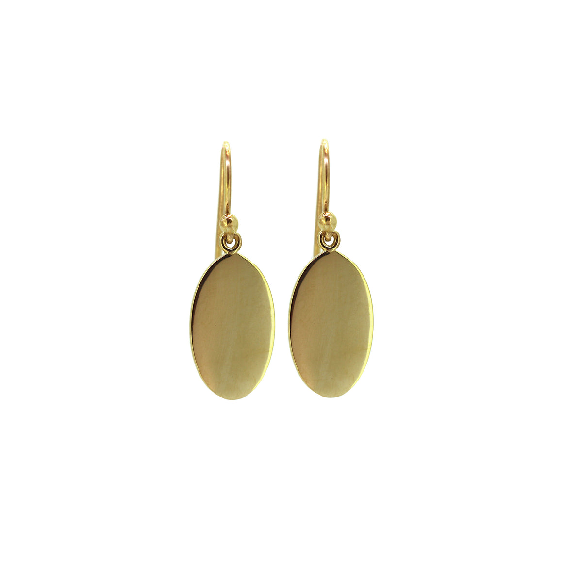 Essentia Element Gold Drop Earrings