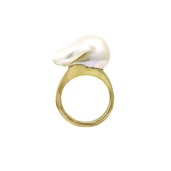 Pearl Rockpool ring