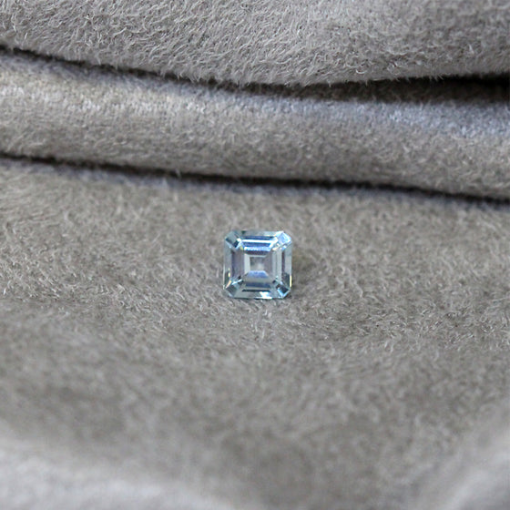 Loose Gemstone - Aquamarine Emerald Cut