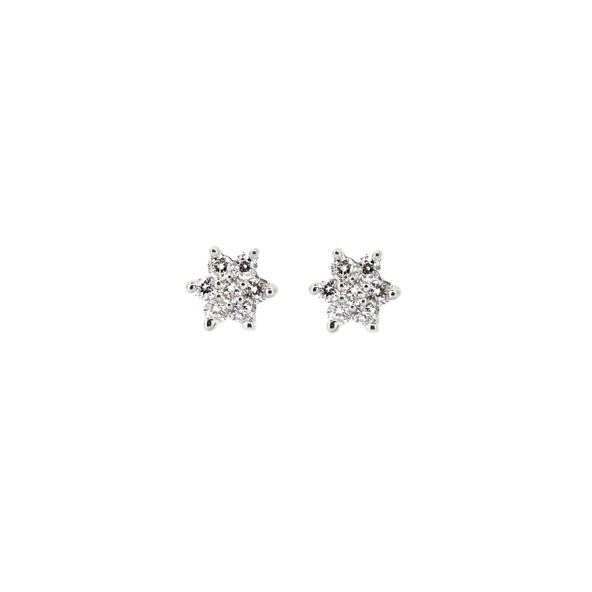 Baby Star Stud Earrings
