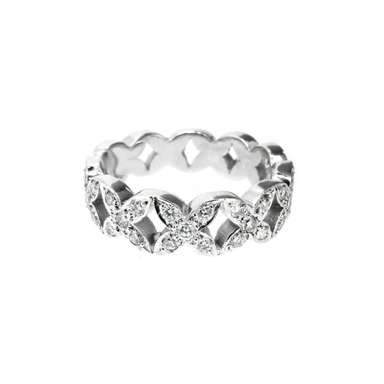 Garland Diamond Engagement Ring