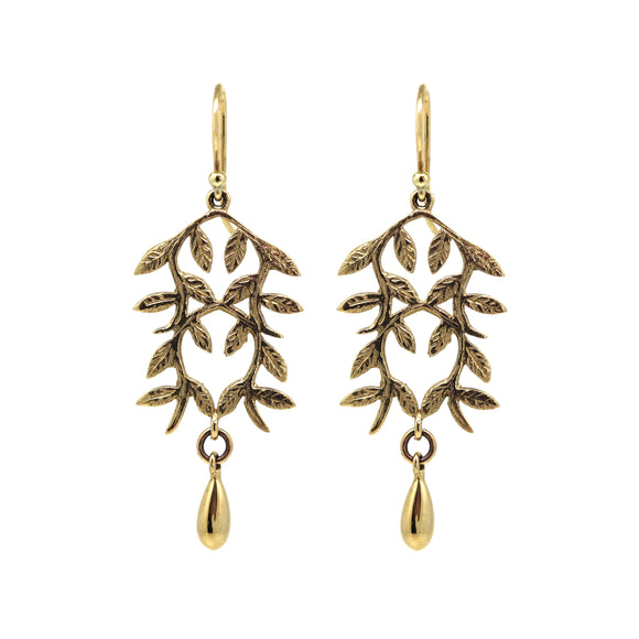 Gold Tuileries Earrings